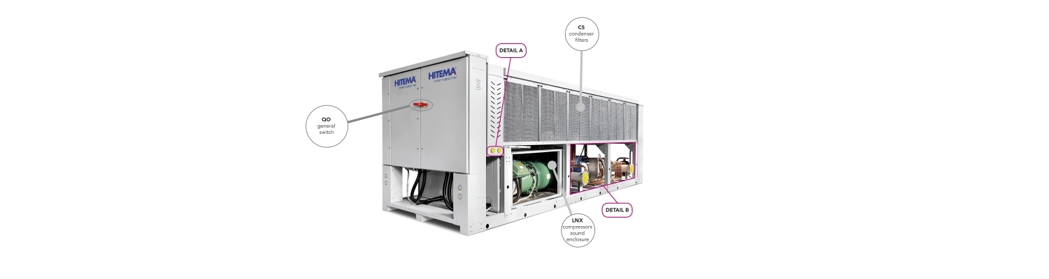 Hitema: HVAC equipment, industrial refrigeration solutions and